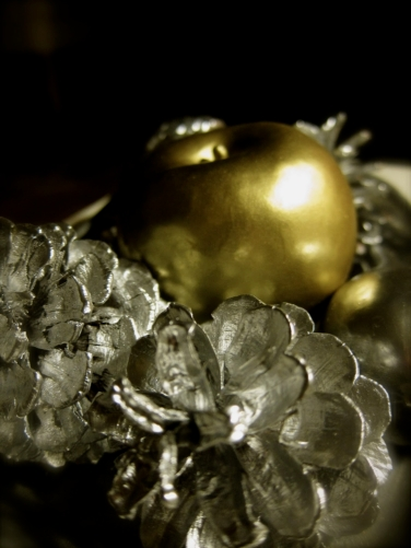 """A word aptly spoken is like apples of gold in settings of silver."" ~ Proverbs 25:11"